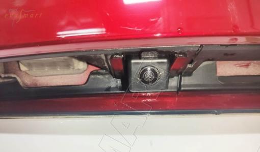 Mazda CX-5 2017 - н.в. (без системы кругового обзора) омыватель камеры заднего вида