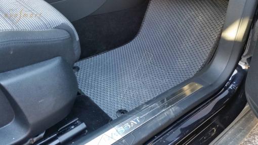 Volkswagen Passat CC 2008 - н. в. Автоковрики 'EVA Smart'