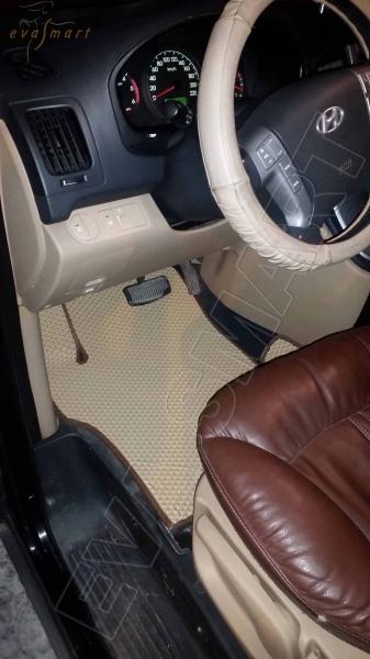 Hyundai Starex (H-1) II 2007 - 2015  Автоковрики 'EVA Smart'
