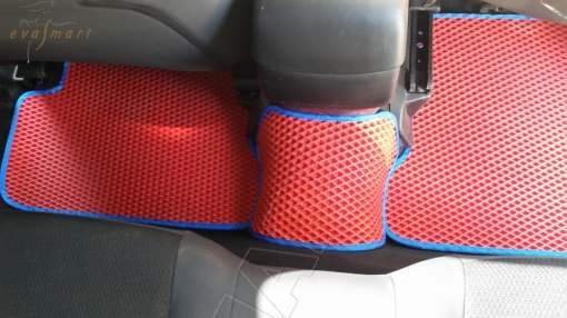Mazda 3 (BK) седан 2003 - 2009 коврики EVA Smart