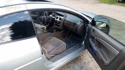 Dodge Stratus coupe 2000 - 2007 коврики EVA Smart