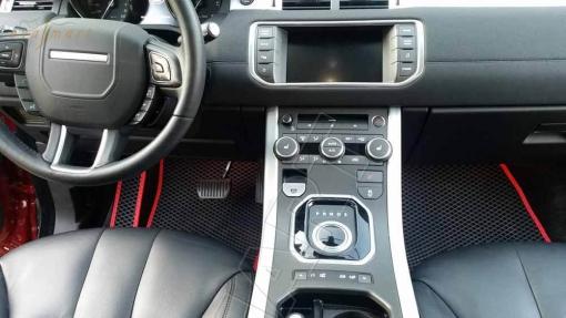 Land Rover Range Rover Evogue 5d 2011 - н. в. Автоковрики 'EVA Smart'