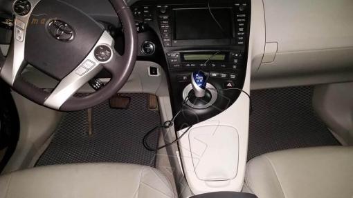 Toyota Prius (ZVW30) 2009- н. в. Автоковрики 'EVA Smart'