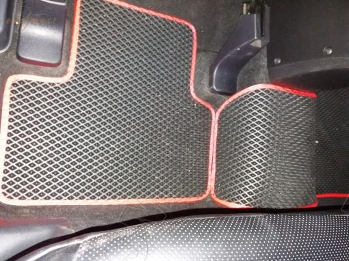 Peugeot 4008 2012 - 2017 коврики EVA Smart