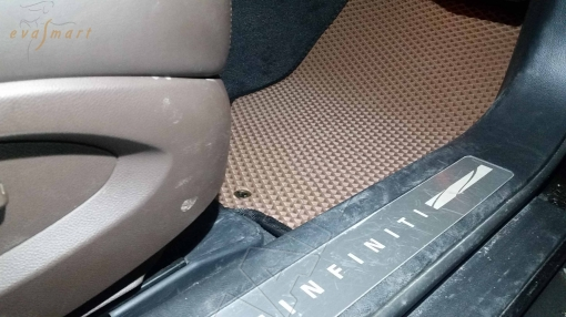 Infiniti QX70 2014 - н.в. Автоковрики 'EVA Smart'