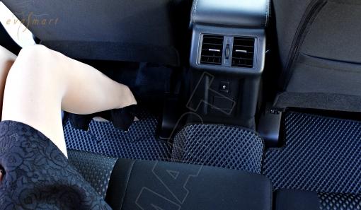 Mitsubishi Outlander III 5 мест 2012 - н.в. коврики EVA Smart