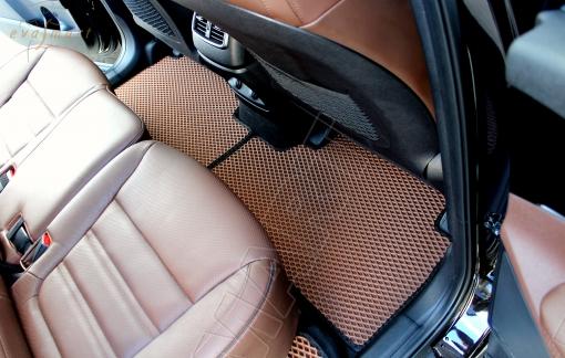 Opel Astra H GTC хетчбек 2004 - н.в. Автоковрики 'EVA Smart'
