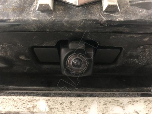 Toyota Camry XV70 2017 - н.в. омыватель камеры заднего вида (для модели без системы кругового обзора)