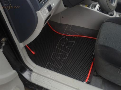 Kia Сerato I 2004 - 2009 коврики EVA Smart