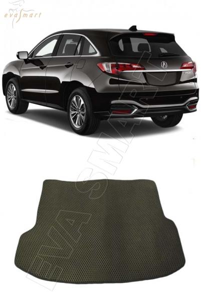 ACURA RDX I багажник 2006 - 2009 Автоковрики 'EVA Smart'
