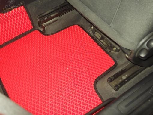 ALFA ROMEO 147 I хетчбэк 3 двери 2000 - 2004 коврики EVA Smart