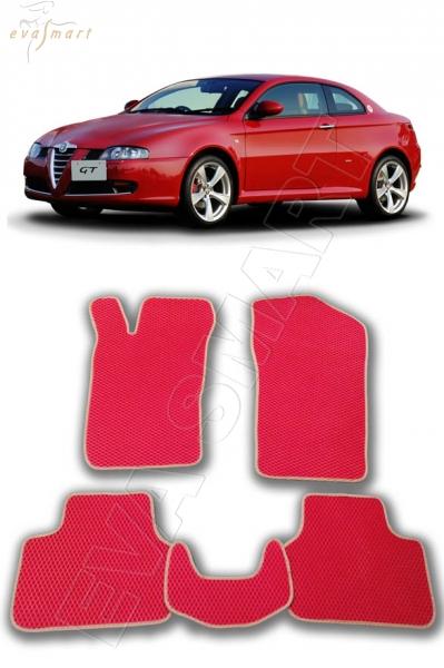 Alfa Romeo GT 2003 - 2010 коврики EVA Smart