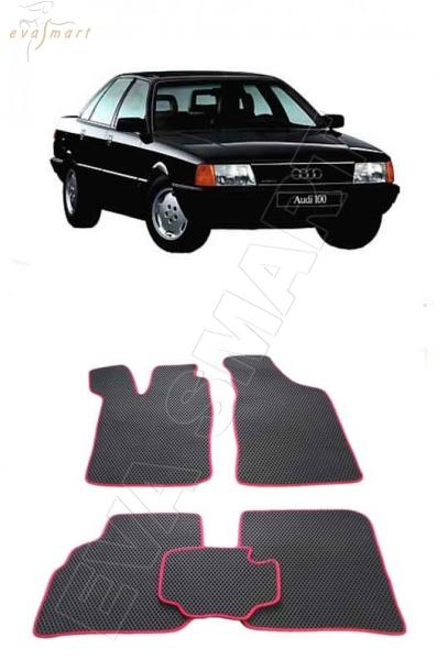Audi 100 III (C3) 44 кузов 1982 - 1991 Автоковрики 'EVA Smart'