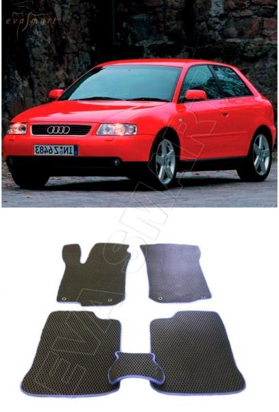 Audi A3 1996 - 2003 коврики EVA Smart