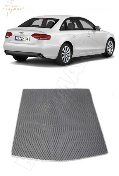 Audi A4 (8E, B8) 2007 - 2015 в. Автоковрики 'EVA Smart'