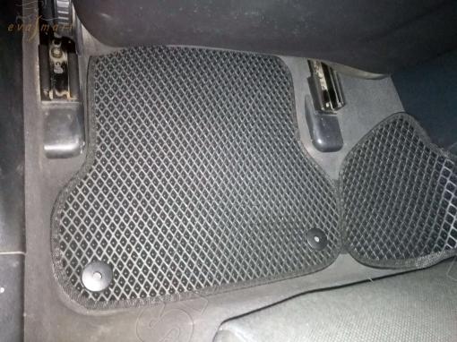 Audi A4 (B6, B7) 2001 - 2007 Автоковрики 'EVA Smart'