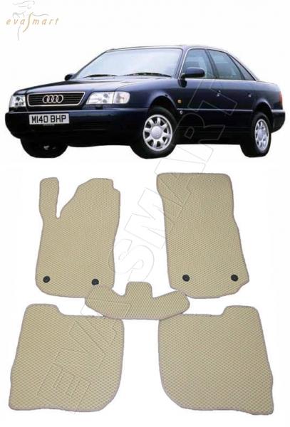 Audi A6 (C4, 4A) 1994 - 1997 коврики EVA Smart