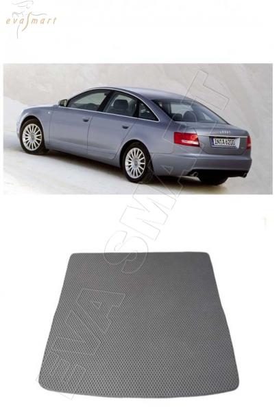 Audi A6 (C6, 4F) коврик в багажник универсал 2004 - 2011 EVA Smart