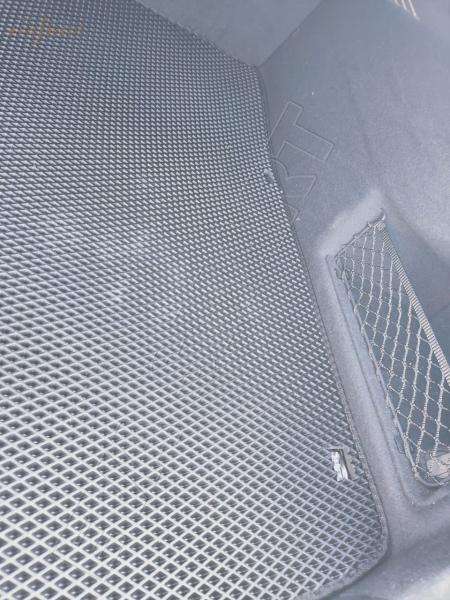 Audi A6 (C7) 2011 - 2018 коврики EVA Smart