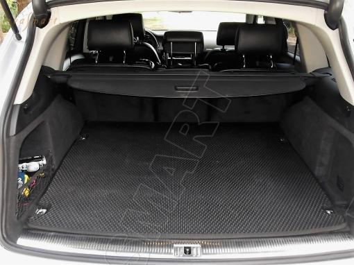 Audi Q7 2006 - 2015 коврик в багажник EVA Smart