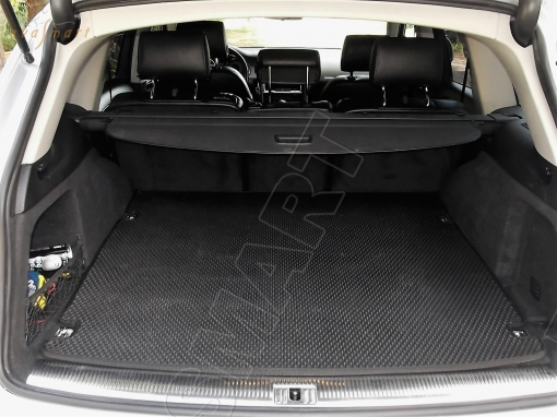 Audi Q7 2006 - 2015 коврики EVA Smart