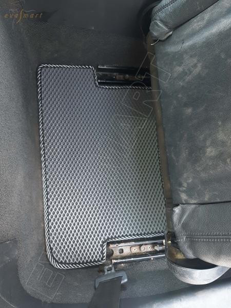 Audi TT II (8J) 2006 - 2014 коврики EVA Smart