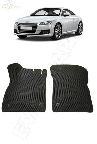 Audi TT III (8S) 2014 - н. в. Автоковрики 'EVA Smart'