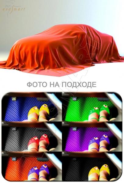 Audi A6 (C5, 4B) коврик в багажник седан 1997 - 2004 EVA Smart