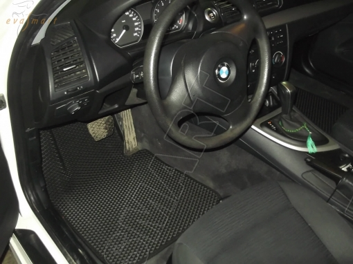 BMW 1 (Е87) 2004 - 2011 Автоковрики 'EVA Smart'