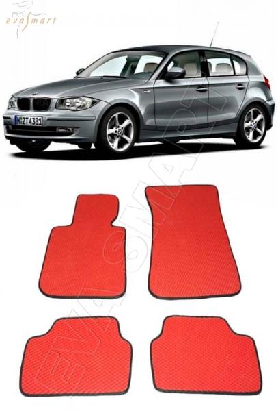 BMW 1 (E87) 2004 - 2011 Автоковрики 'EVA Smart'