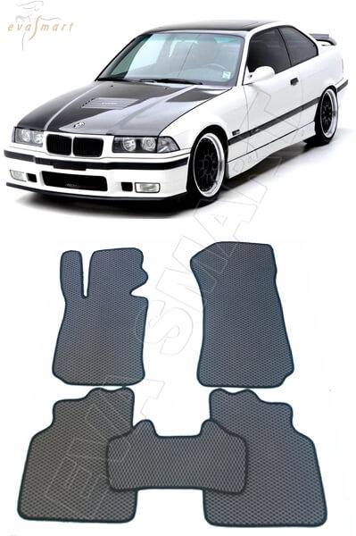 BMW 3 (E36) 1991 - 1998 коврики EVA Smart