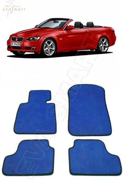 BMW 3 (E93) cabriolet 2005-2012 Автоковрики 'EVA Smart'