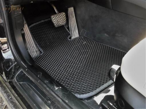 BMW 3 (E92) купе 2005-2012 Автоковрики 'EVA Smart'