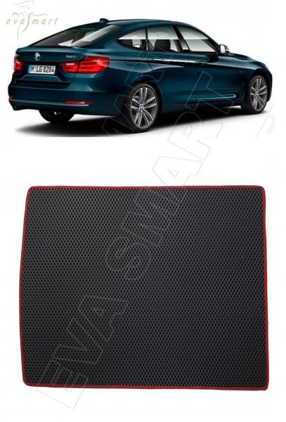 BMW 3 (F34) GT 2012 - н.в. коврик в багажник EVA Smart