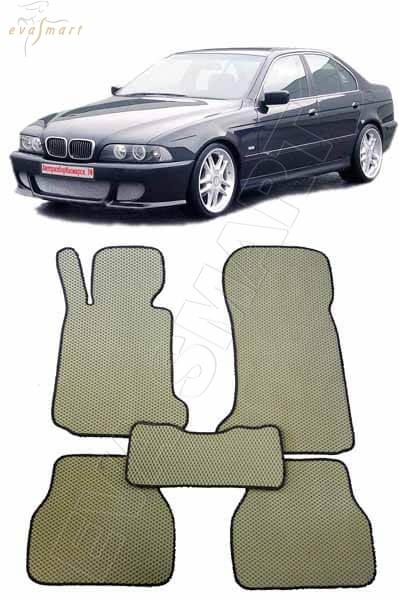 BMW 5 (E39) 1995 - 2003 Автоковрики 'EVA Smart'