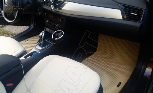 BMW X1 (E84) 2009 - н. в. Автоковрики 'EVA Smart'