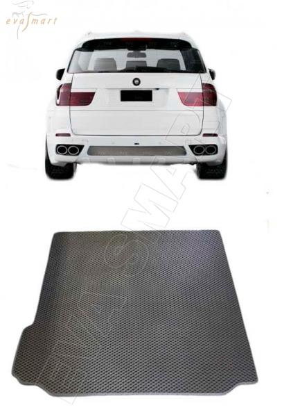 Коврик багажника EVA Smart для BMW X5 (E70)/X6 (E71) 2007 - 2013