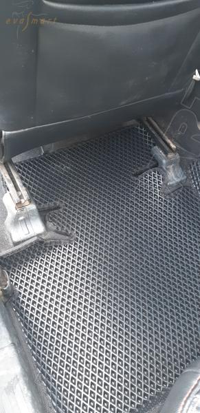 Chery Tiggo 5 вариант макси 3d 2014 - н.в. коврики EVA Smart
