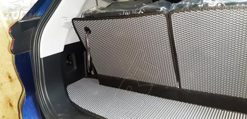 Chery Tiggo 8 7 мест 2020 - н.в. коврики EVA Smart
