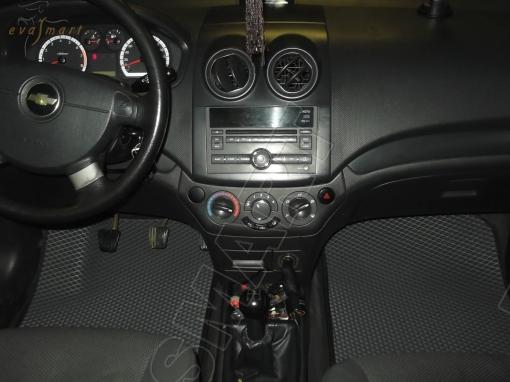 ChevroletAveo (T200, T250) 2003 - 2012 Автоковрики 'EVA Smart'