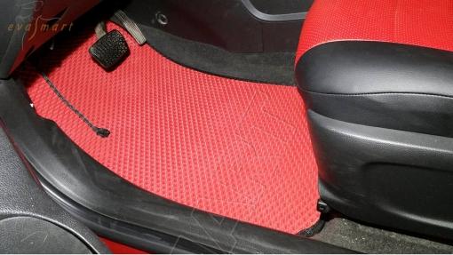 Chevrolet Aveo (Т300) 2012 - н. в. Автоковрики 'EVA Smart'