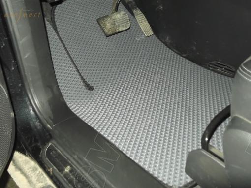 Chevrolet Captiva 5 мест 2006 - 2011 коврики EVA Smart