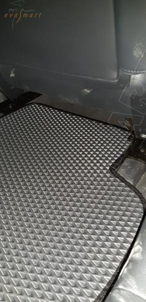 Chevrolet Epica I 2006 - 2012 коврики EVA Smart