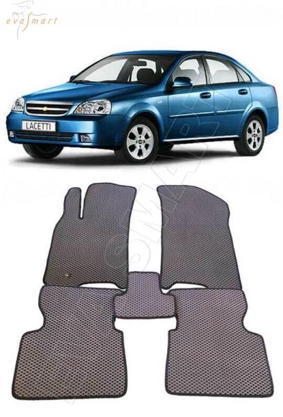 Chevrolet Lacetti 2004 - 2013 коврики EVA Smart