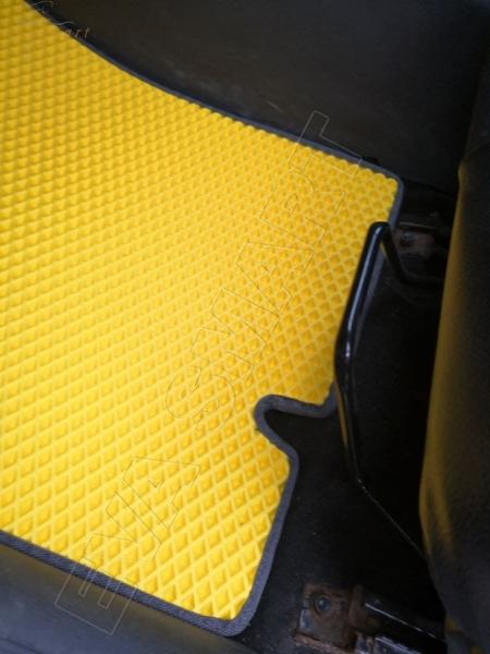 Chevrolet Niva 2002 - 2009 коврики EVA Smart