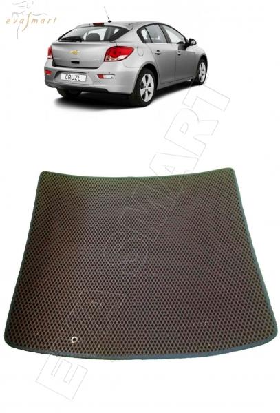 Chevrolet Cruze I 2009 - 2015 коврики EVA Smart