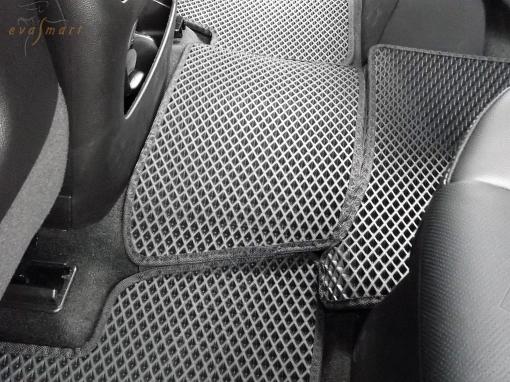 Chevrolet Tahoe IV 7 мест 2014 - н.в. коврики EVA Smart
