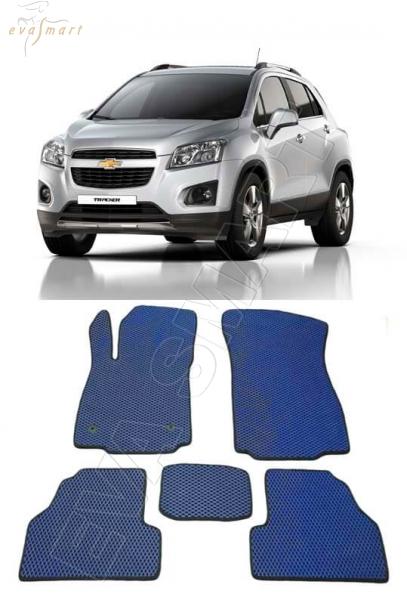 Chevrolet Tracker 2015 - н. в. Автоковрики 'EVA Smart'