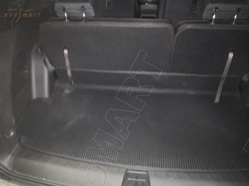 Chevrolet Traverse II 7 мест коврик в багажник (макси) 2017 - н.в. EVA Smart
