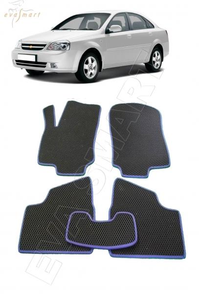 Chevrolet Viva 2004 - 2008 Автоковрики 'EVA Smart'